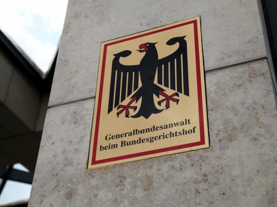 Generalbundesanwalt warnt vor Anschlägen mit Biokampfstoffen