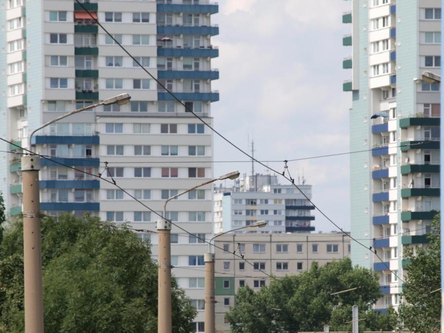 Studie: Mangel an Sozialwohnungen wird sich verschärfen