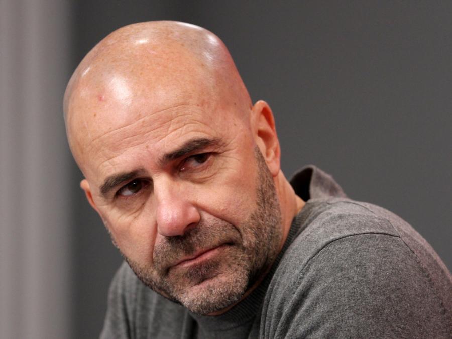 Bayer Leverkusen entlässt Cheftrainer Bosz - Hannes Wolf übernimmt