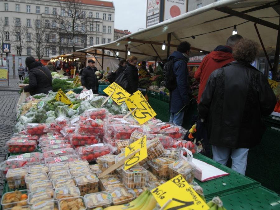 Foodwatch will Mehrwertsteuerbefreiung für Obst und Gemüse