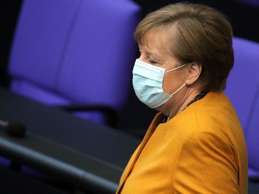 Merkel nennt Bundesnotbremse