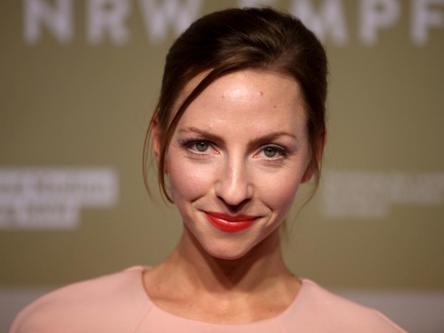 Katharina Schüttler sieht sich an einem Wendepunkt