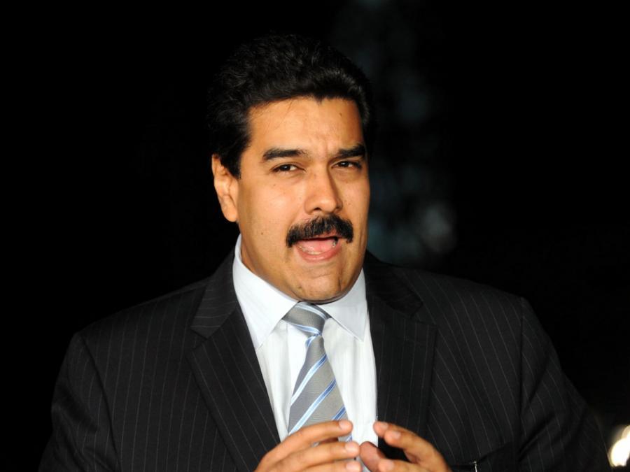 Maduro zum Sieger der Präsidentschaftswahl in Venezuela erklärt