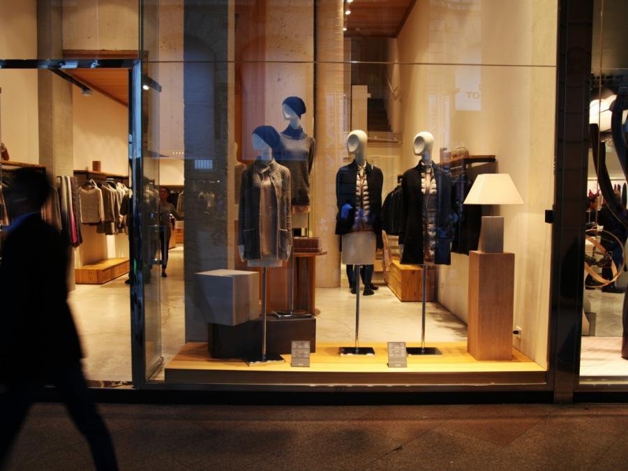 Modehaus Breuninger steigert Umsatz