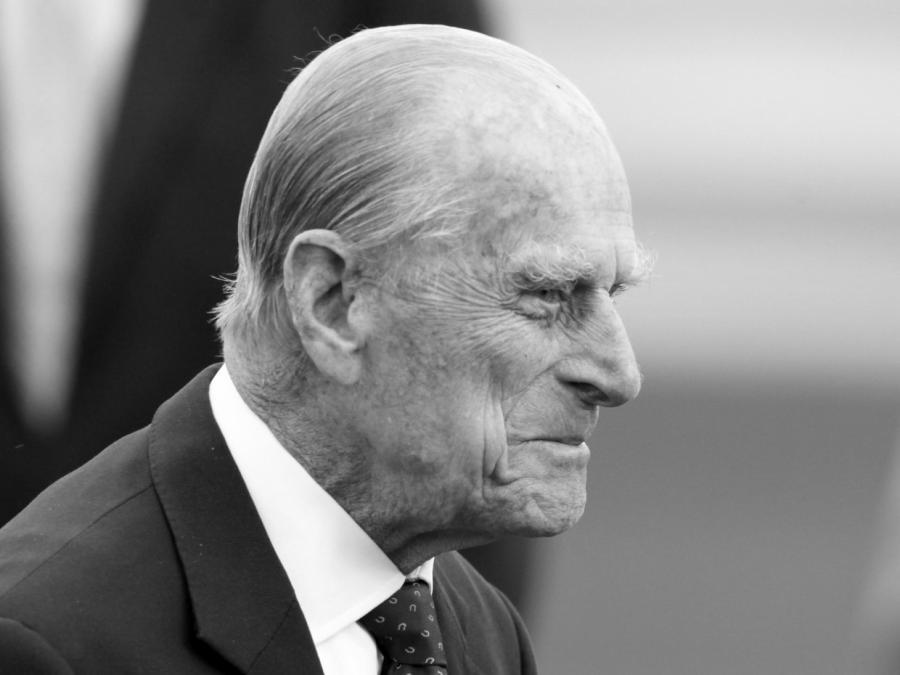 Prinz Philip mit 99 Jahren gestorben