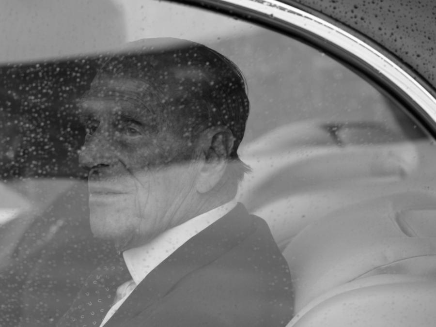 Beerdigung von Prinz Philip am 17. April