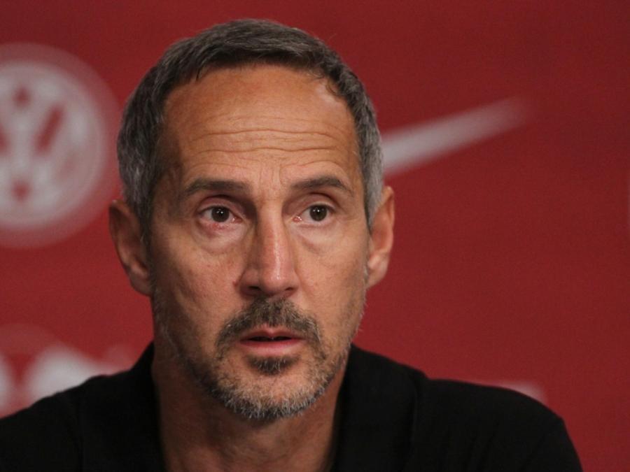 Adi Hütter verlässt Frankfurt und wird neuer Trainer in Gladbach