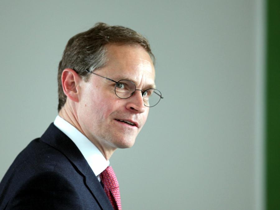 Berlins Regierender Bürgermeister will Linksschwenk der SPD