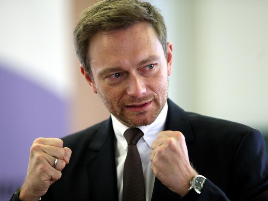 Kantar/Emnid: FDP legt nach Parteitag zu