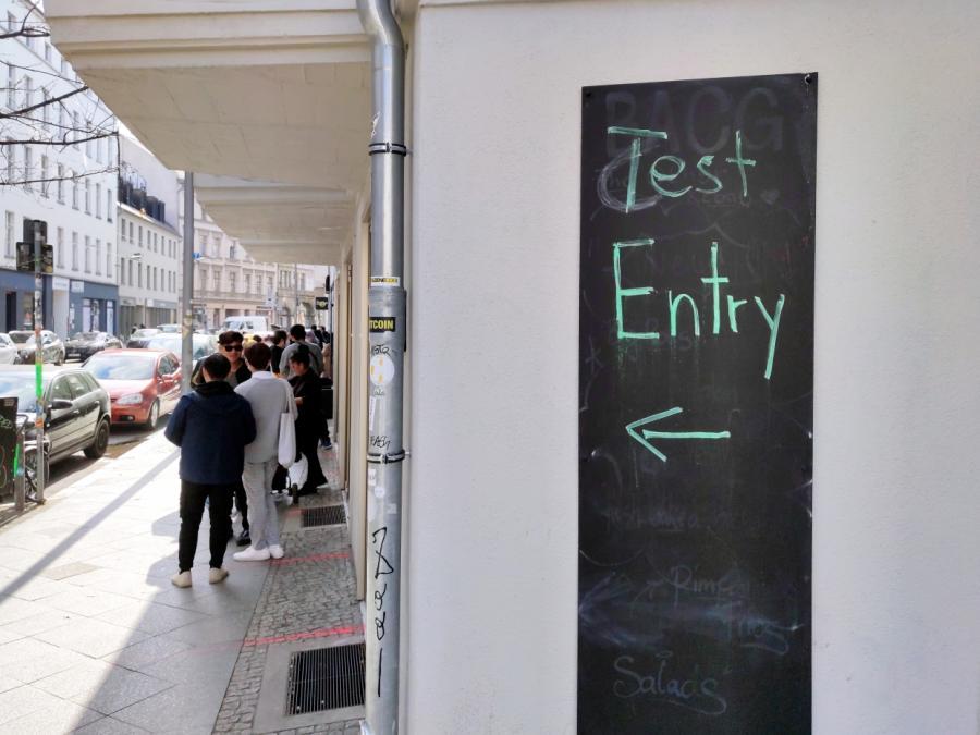 Merkel: Regelmäßiges Testen wird wieder verstärkte Rolle spielen