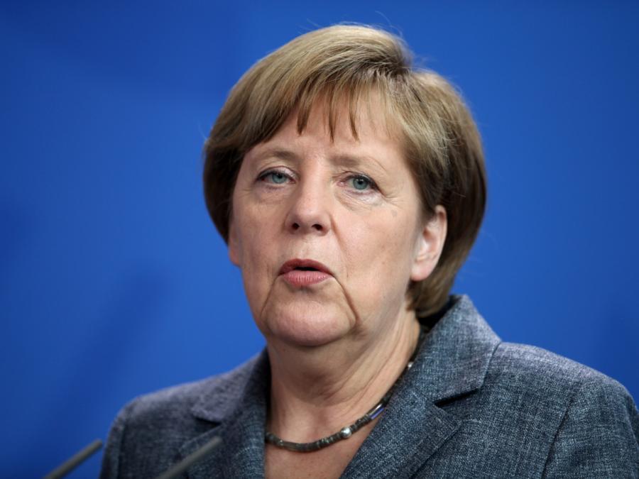 Merkel kündigt hartes Vorgehen gegen öffentliche Hass-Rhetorik an