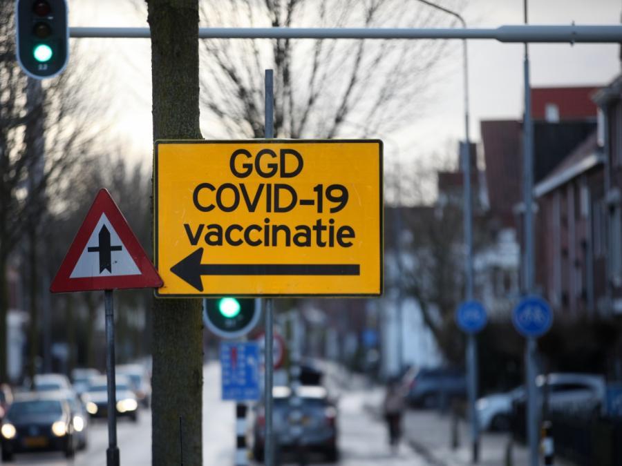 70 Prozent der EU-Bürger gegen Corona geimpft