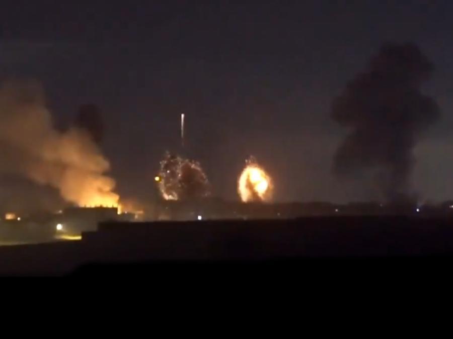 Neue Luftangriffe auf Gazastreifen fordern mindestens 10 Tote