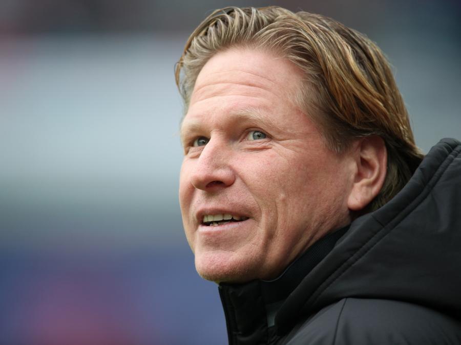 HSV-Trainer Gisdol hatte kein Interesse an langfristigem Vertrag