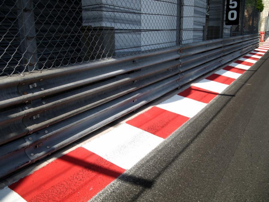Formel 1: Leclerc holt Pole mit Crash in Monaco