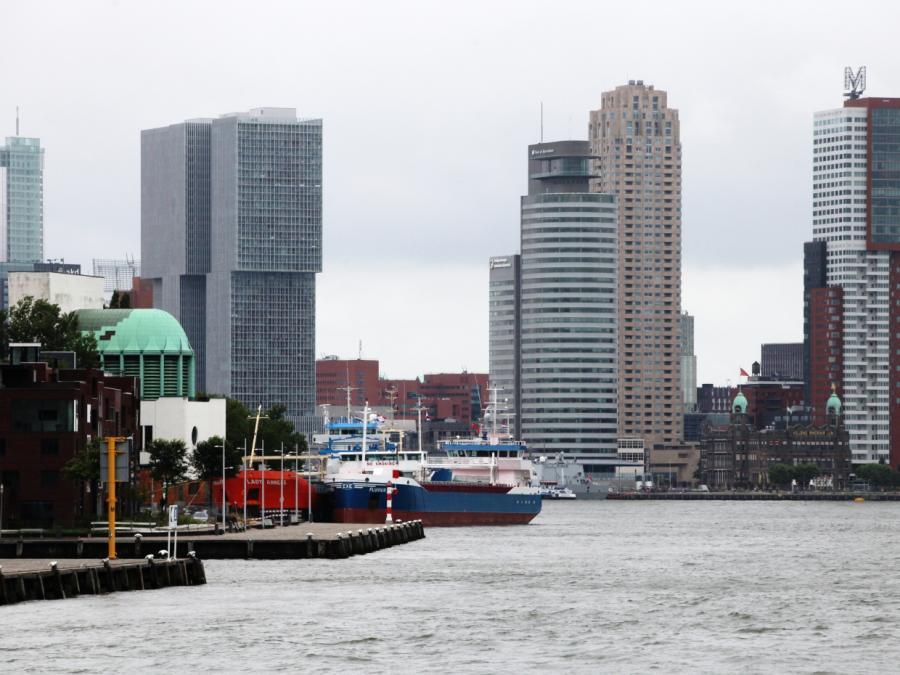 Eurovision Song Contest in Rotterdam gestartet