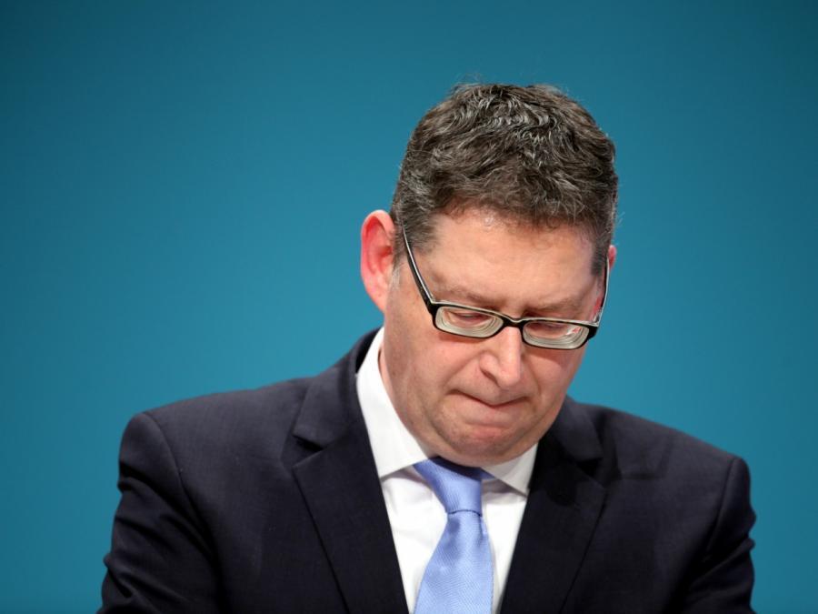 Schäfer-Gümbel räumt schweren Fehler der SPD-Spitze ein
