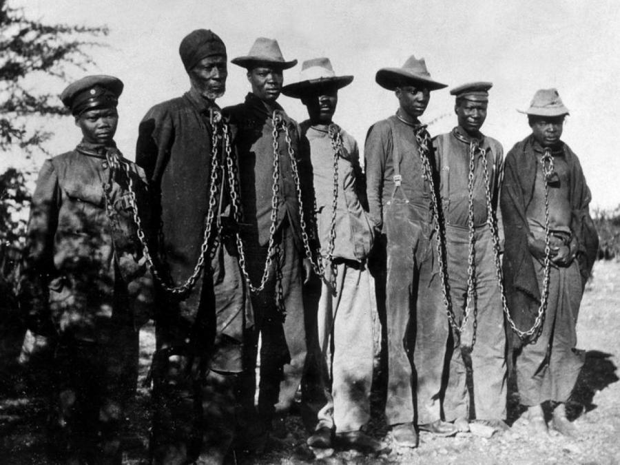 Polenz verteidigt Einigung mit Namibia