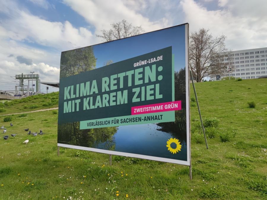 CDU-Politiker in Sachsen-Anhalt streben Koalition ohne Grüne an