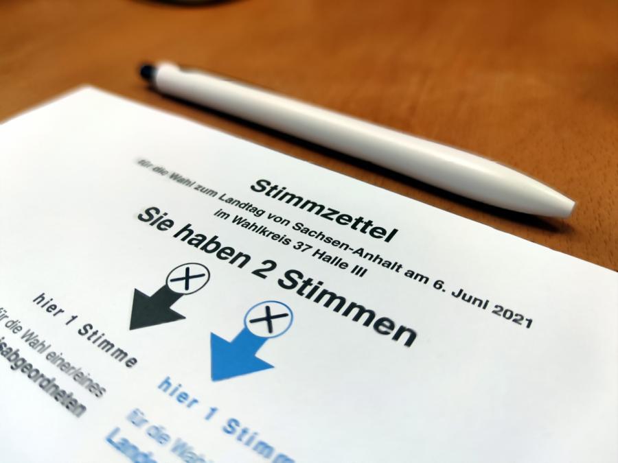 Landtagswahl in Sachsen-Anhalt hat begonnen
