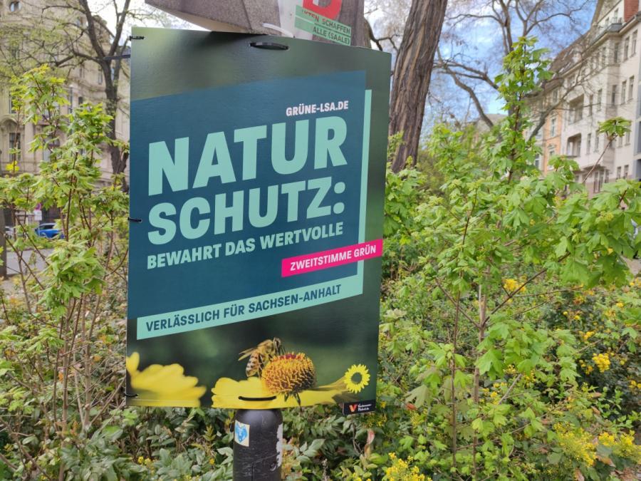 Merz sieht Baerbock-Zug nach Wahl in Sachsen-Anhalt entgleist