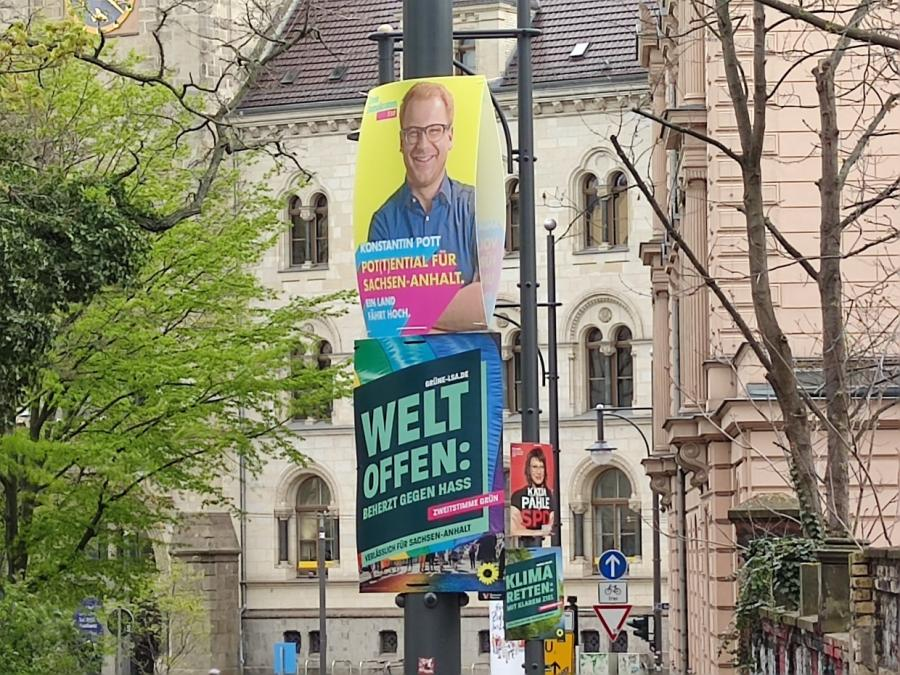 Haseloff kann in Sachsen-Anhalt Koalitionspartner wählen