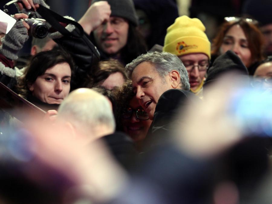 George Clooney: Ich bekomme einfach keine guten Drehbücher