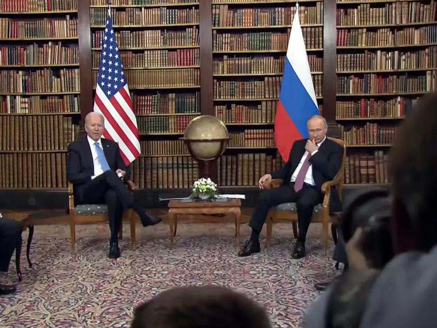 Treffen zwischen Putin und Biden nach vier Stunden beendet