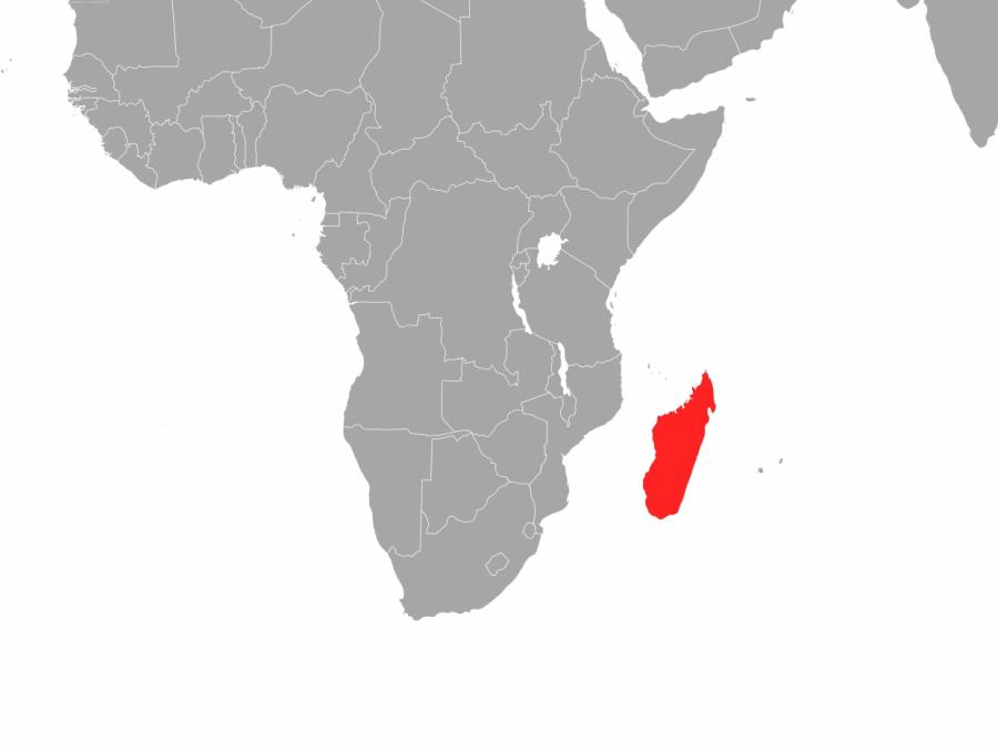 Nach schwerer Dürre Hilferufe aus Madagaskar