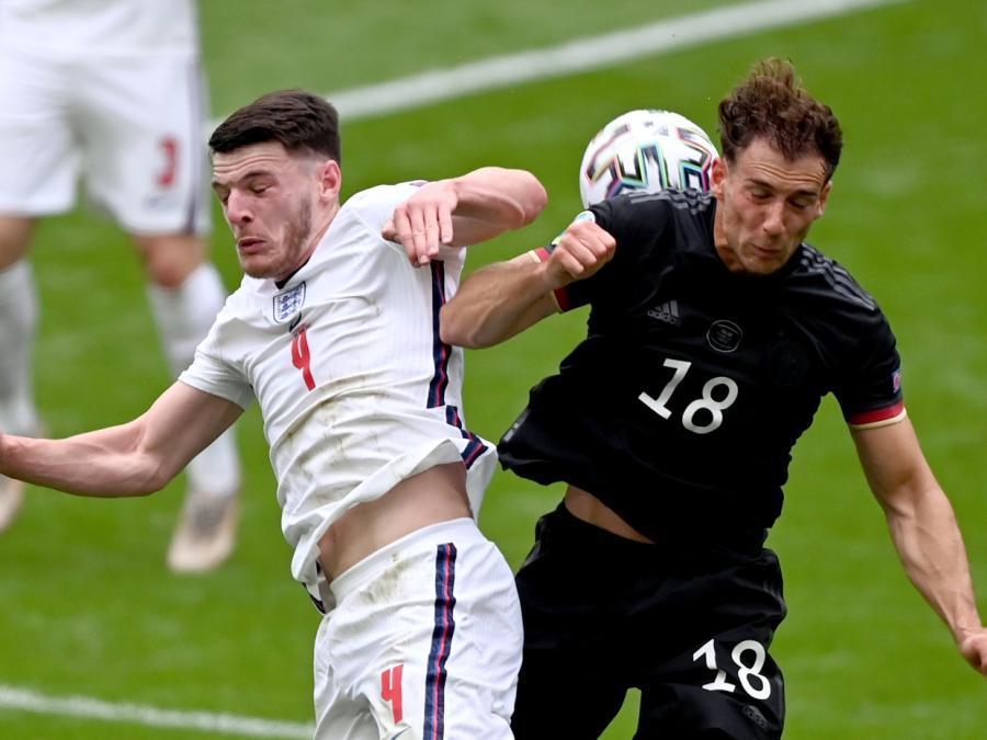 Fußball-EM für Deutschland beendet - 0:2 in Wembley