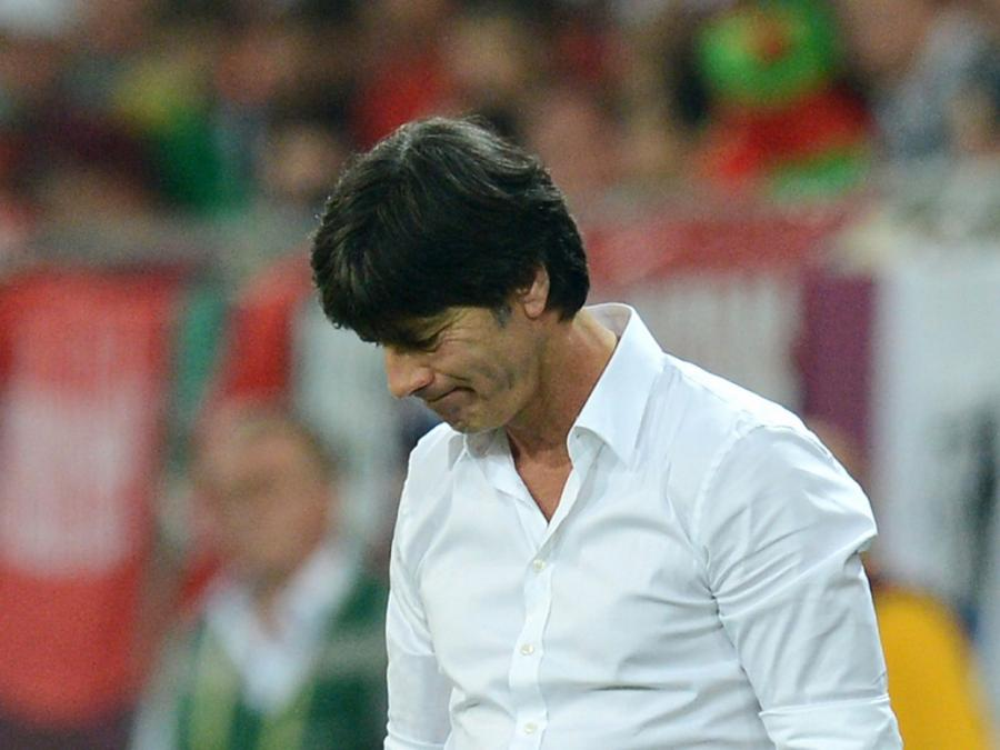 Löw bleibt Nationaltrainer