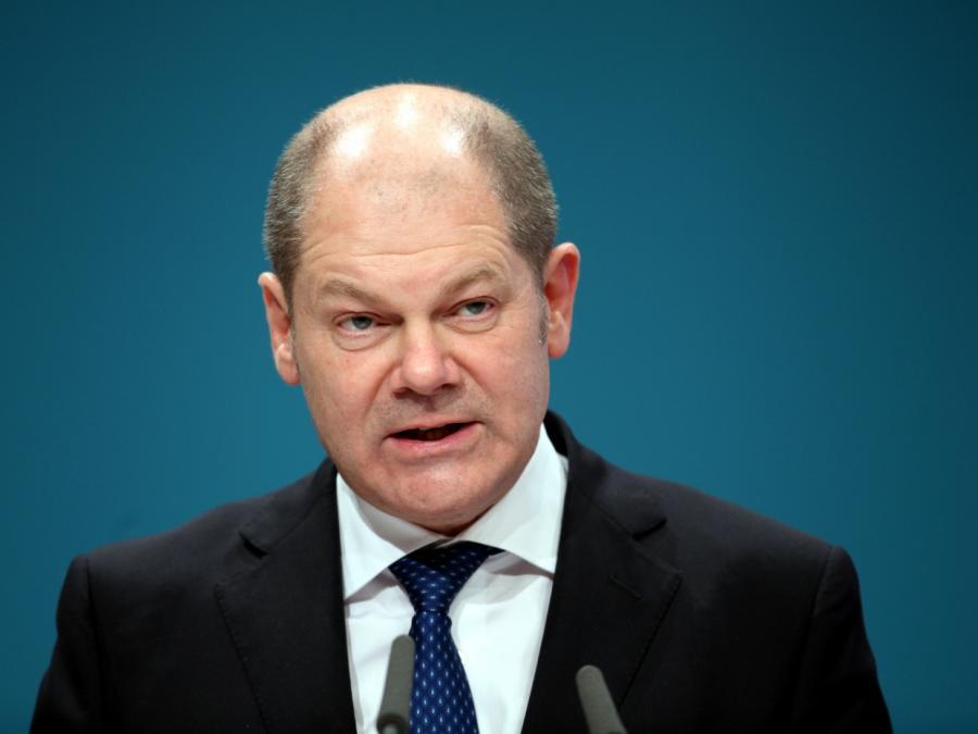 Konjunktur: Scholz gegen hektische Maßnahmen