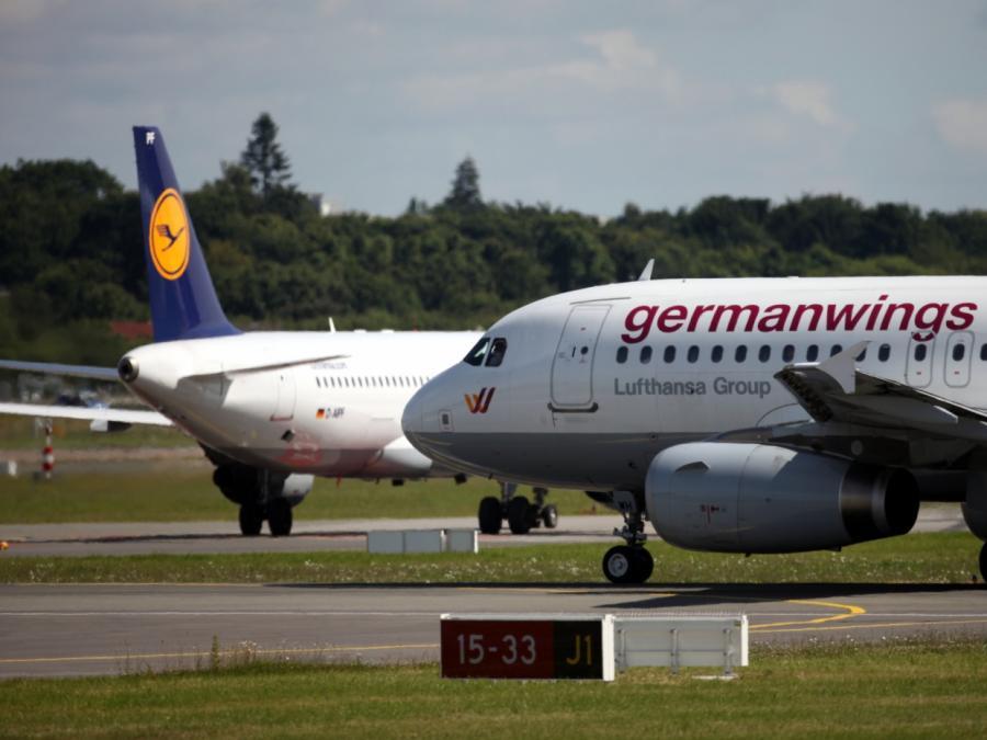 Deutsche Airlines kauften 2018 fast 6 Millionen CO2-Zertifikate