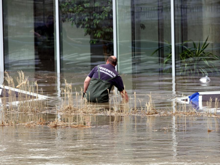 Umweltbundesamt will Bund stärker am Hochwasserschutz beteiligen