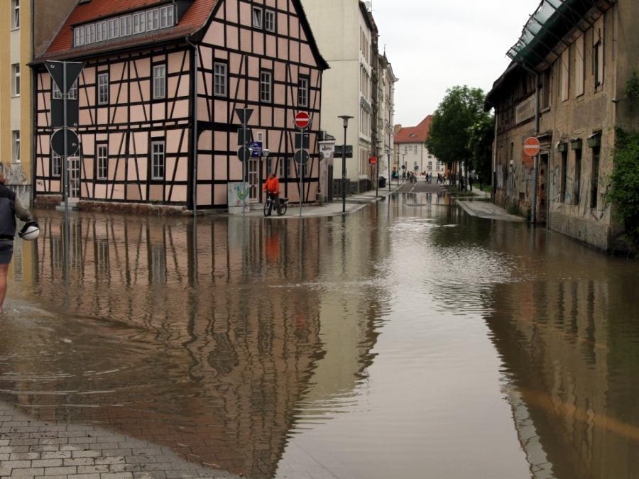 Katastrophenschutz-Bundesamt fordert Politikwechsel