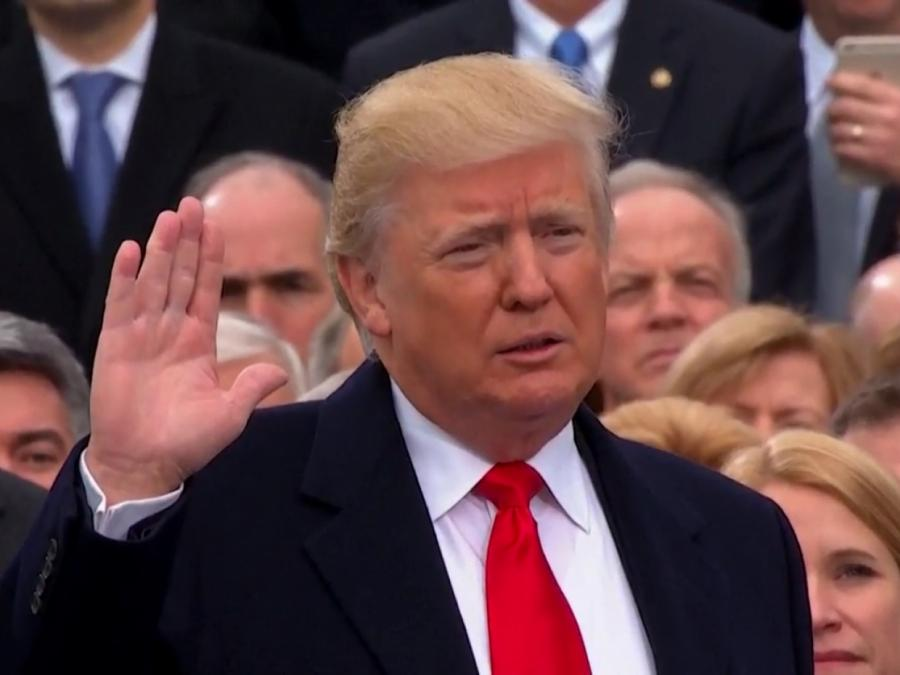 Trumpf-Chefin ruft zum Widerstand gegen US-Präsident Trump auf