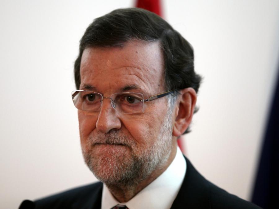 Rajoy verteidigt sein hartes Vorgehen im Katalonienkonflikt
