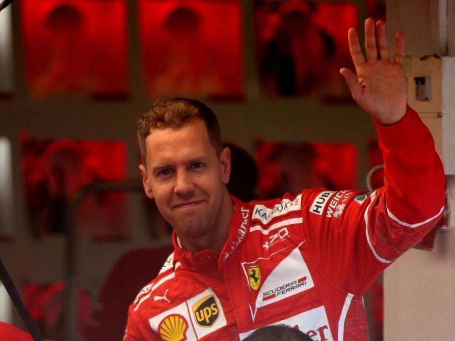 Formel-1-Pilot Vettel optimistischer als im Vorjahr