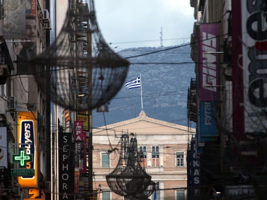 EZB und IWF zweifeln wieder an Kreditwürdigkeit Griechenlands