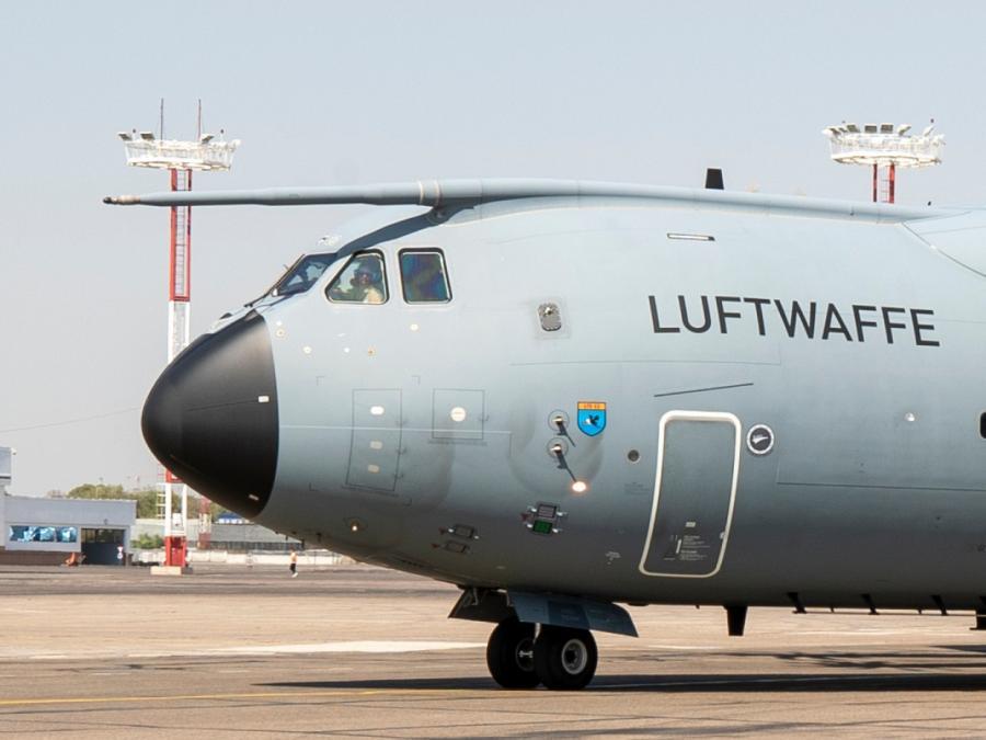 Bundeswehr-Evakuierungsjets wieder in Deutschland
