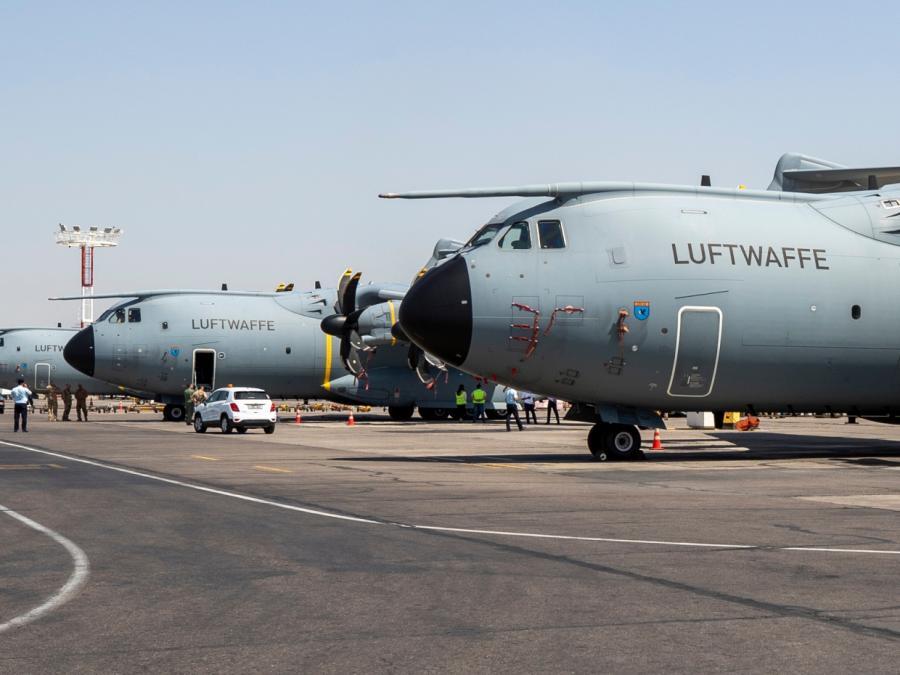 Bundeswehr-Soldaten kommen am Freitag zurück nach Deutschland