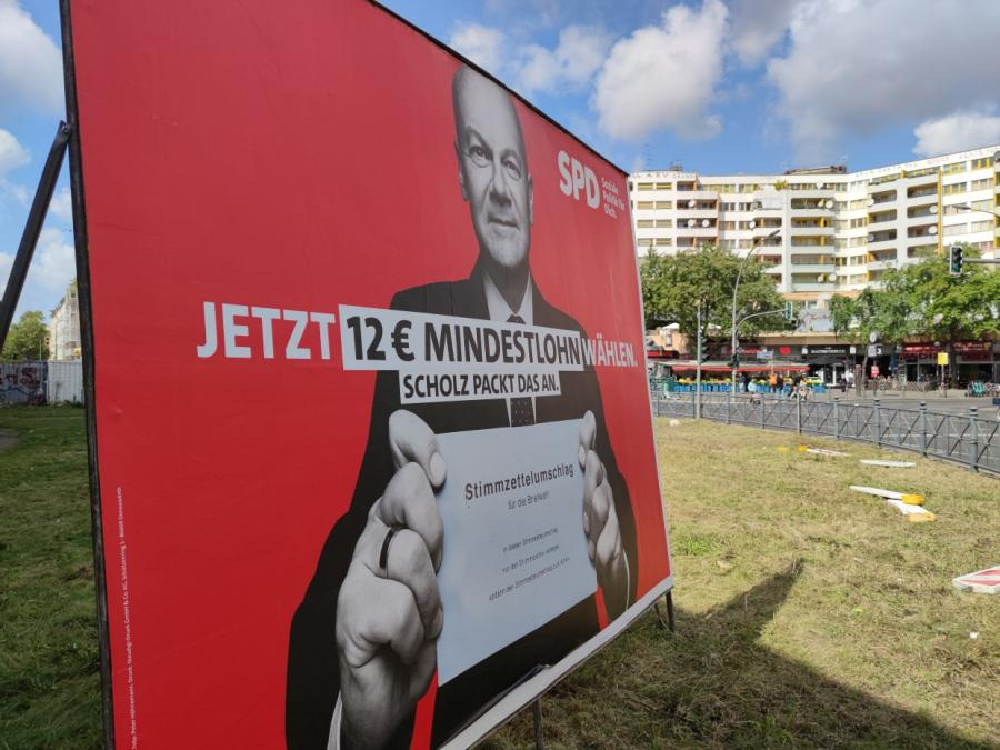 INSA: SPD-Vorsprung auf Union schmilzt