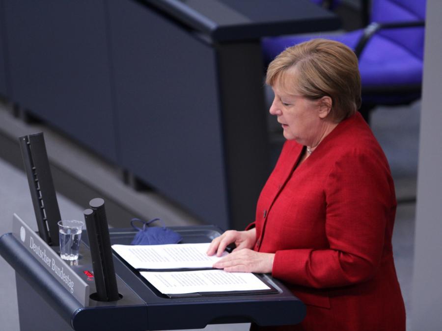 Merkel bekräftigt Hilfswillen für Afghanistan