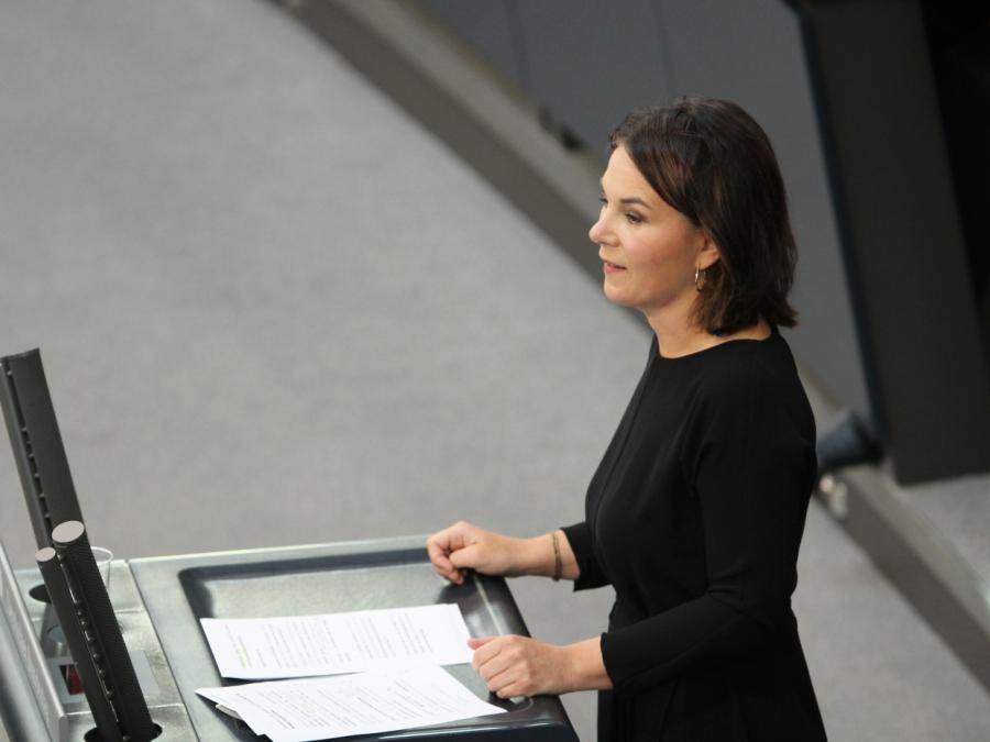 Baerbock warnt vor Deutschland-Koalition