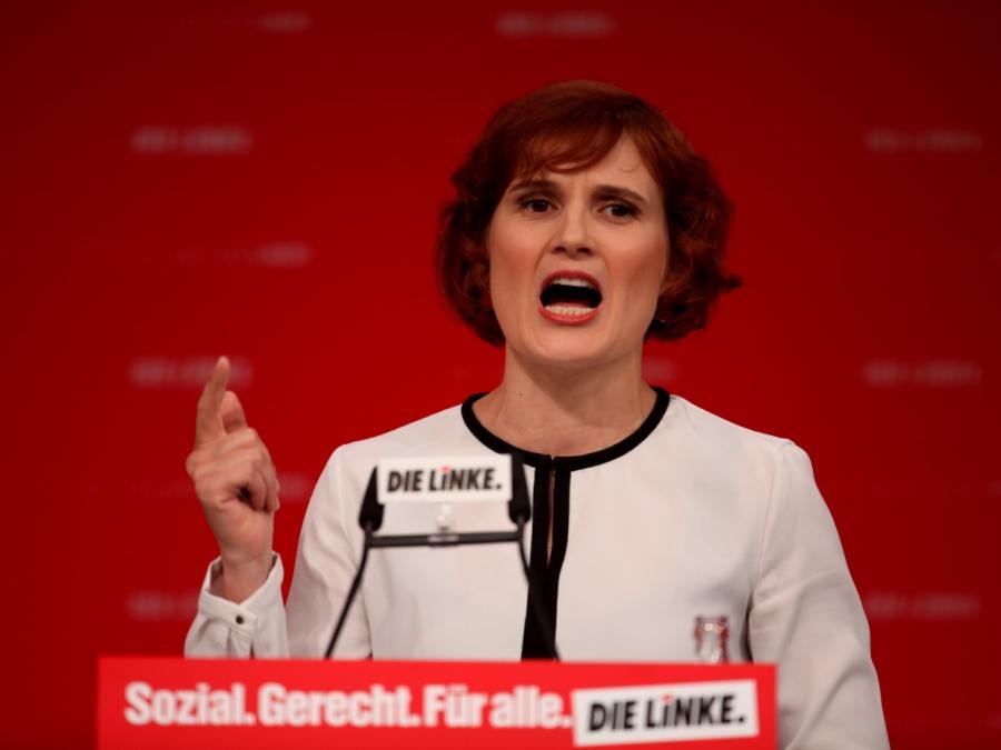 Klimagipfel: Linken-Chefin kritisiert