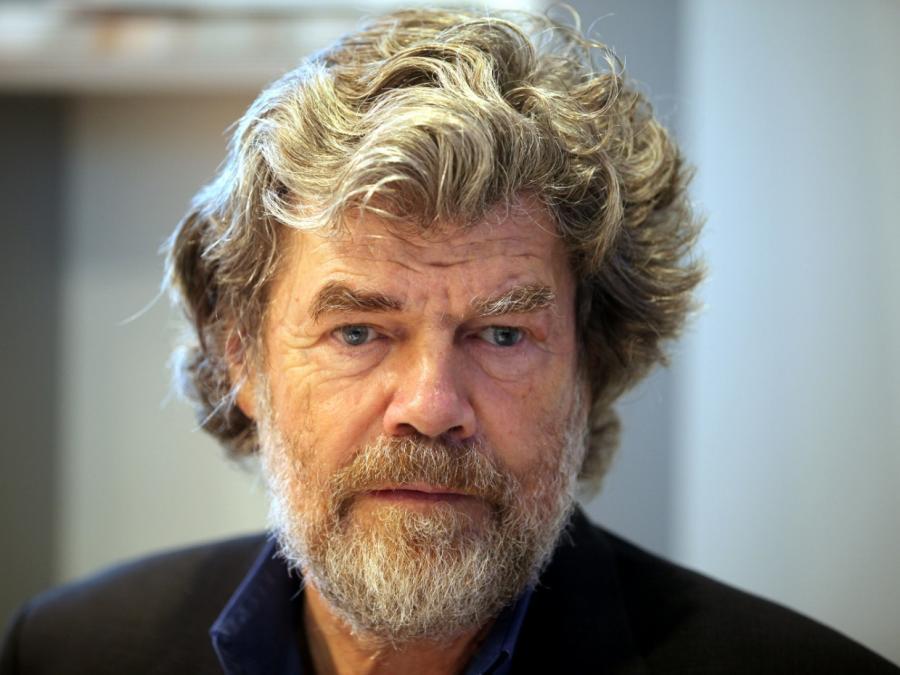 Reinhold Messner zieht in Pandemie Kraft aus Grenzerfahrungen