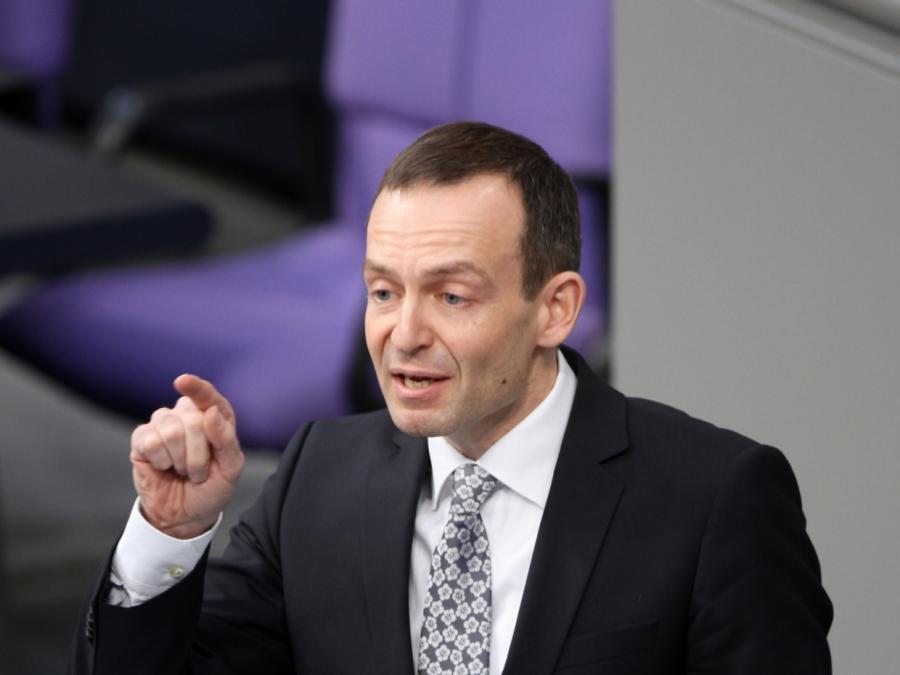 Wissing neuer FDP-Generalsekretär