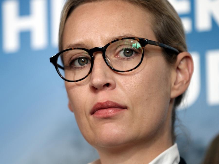 Weidel sieht Juso-Chef als Fall für den Verfassungsschutz
