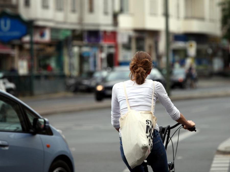 Verkehrsminister wollen Radfahrer besser schützen