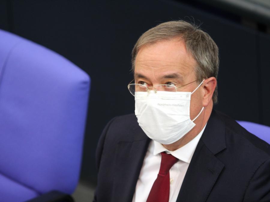 CDU Niederrhein warnt vor baldigem Rücktritt Laschets